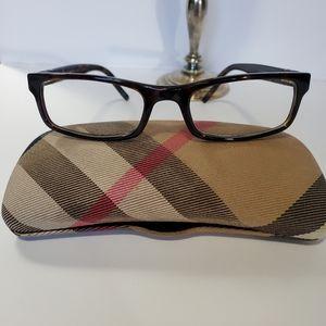 Burberry prescription glasses frames
